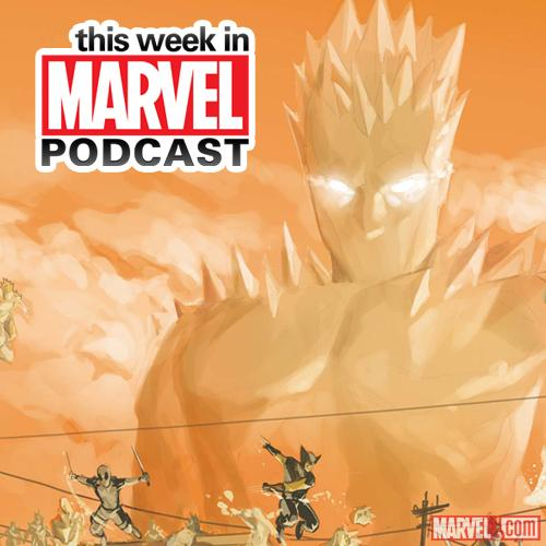 Marvel' Podcast эпизод 25
