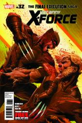 Uncanny X-Force #32 