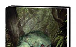 MAN-THING OMNIBUS HC OLIVETTI COVER