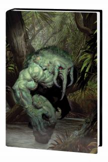 Man-Thing Omnibus (Hardcover)