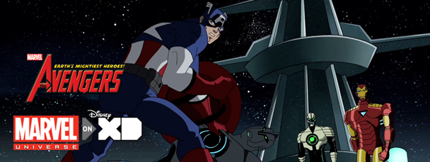Avengers: Earth's Mightiest Heroes! Season 2 Episode 24 preview banner