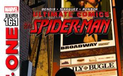 ULTIMATE COMICS SPIDER-MAN 16.1