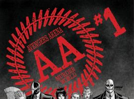 Avengers Arena 2012 Cover #1