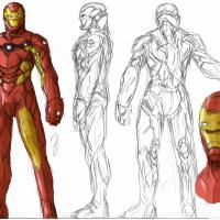 Check Out Iron Man: Rise of Technovore Concept Art