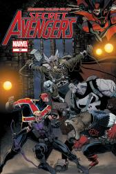 Secret Avengers #34 