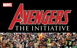 Avengers: The Initiative Vol. 1 - Basic Training Premiere (2007) TPB
