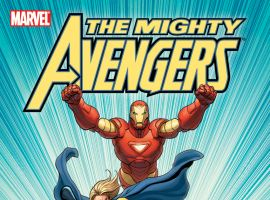 Mighty Avengers Vol. 1: The Ultron Initiative (2008) TPB