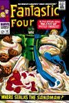 Fantastic Four (1961) #61 Cover