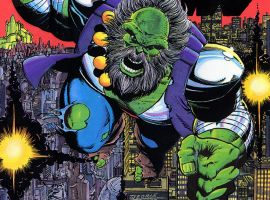 90s By The Numbers: Hulk: Future Imperfect #1