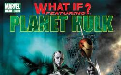 WHAT IF? PLANET HULK #1