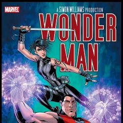 Wonder Man: My Fair Super Hero (2007)