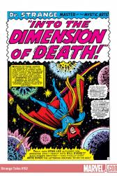 Strange Tales #152 
