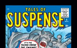 TALES OF SUSPENSE #6