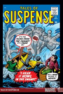 Tales of Suspense (1959) #6
