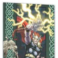 THOR: BLOOD OATH COVER