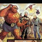 Image Featuring Thor, Captain America, Hercules (Heracles), Human Torch, Iron Man, Spider-Man