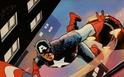 Sneak Peek: Captain America and Bucky #626