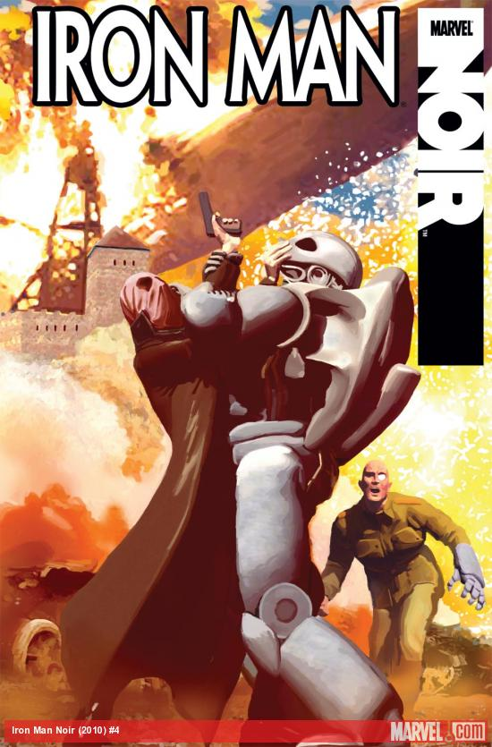 Iron Man Noir (2010) #4