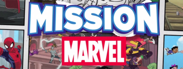 Phineas and Ferb: Mission Marvel Banner