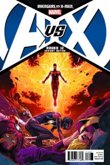 Avengers VS X-Men (2012) #12 (Opena Variant)