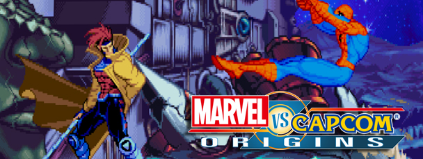 Marvel vs. Capcom Origins Banner