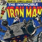 Iron Man #116 cover