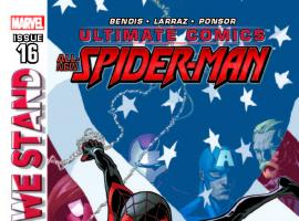 ULTIMATE COMICS SPIDER-MAN 16 (WITH DIGITAL CODE)
