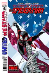 Ultimate Comics Spider-Man #16 