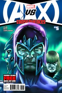 Avx: Consequences (2012) #5