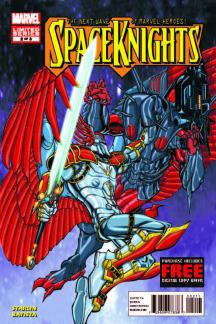 Spaceknights (2012) #2