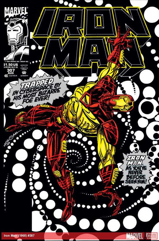 Iron Man (1968) #307 Cover