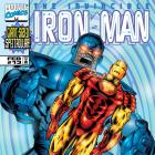 Iron Man (1998) #13 Cover