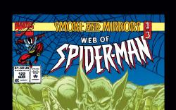 Web of Spider-Man (1985) #122 Cover