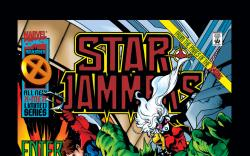 Starjammers (0000) #2 Cover