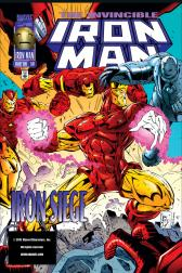 Iron Man #331 