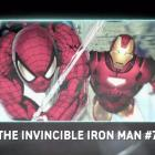 Spider-Man & Iron Man Unite in Marvel Comics Close-Up