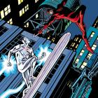 Preview Daredevil and Silver Surfer Colliding this August