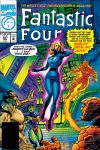 Fantastic Four (1961) #387 Cover