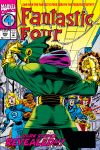 Fantastic Four (1961) #392 Cover