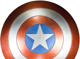 Captain America Shield from eFX