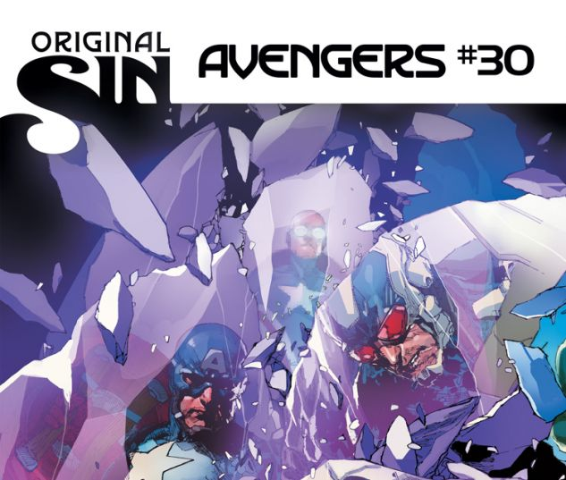 AVENGERS 30 YU COVER (SIN, ORDER ALL, WITH DIGITAL CODE)