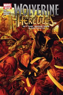 Wolverine/Hercules: Myths, Monsters & Mutants #1