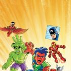 Marvel Super Hero Squad #2 cover