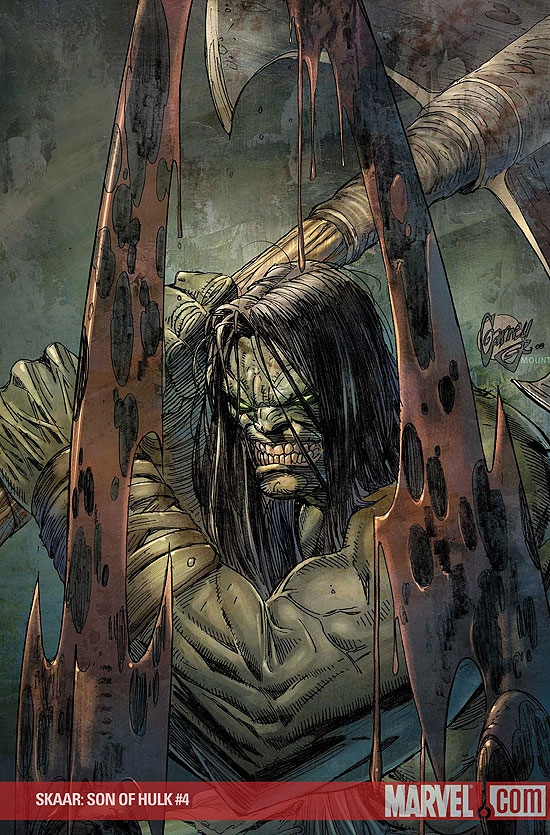 SKAAR: SON OF HULK #4