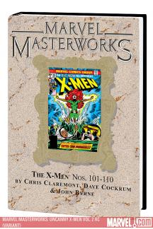 Marvel Masterworks: The Uncanny X-Men Vol. 2 (Hardcover)