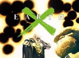 EARTH X #2 COVER