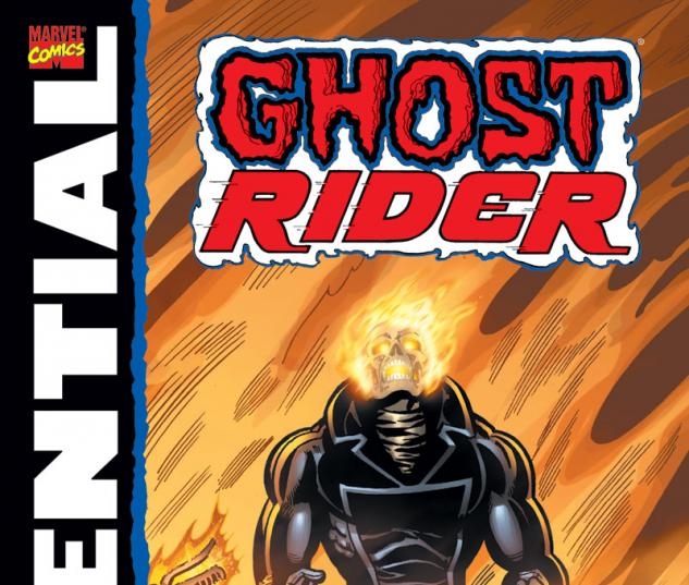 ESSENTIAL GHOST RIDER VOL. 2 COVER