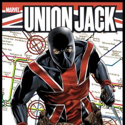 UNION JACK: LONDON FALLING #0