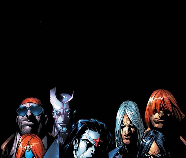 X-MEN #203