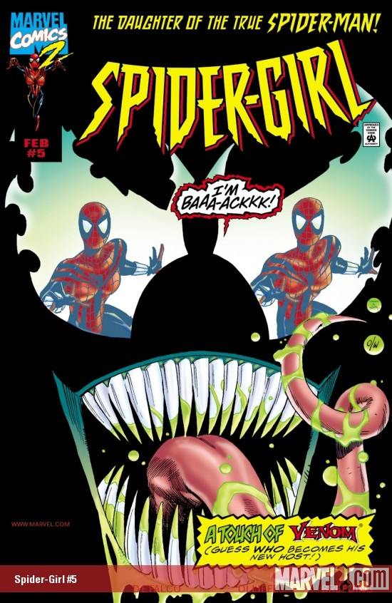 Spider-Girl (1998) #5
